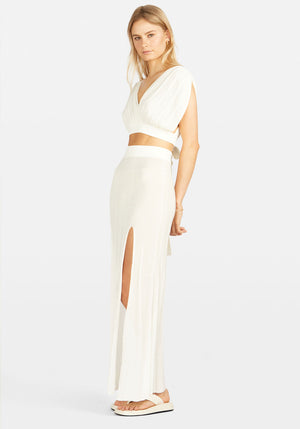 Kira Skirt Off White