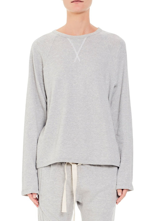 Drapey Relaxed Long Sleeve T-Shirt