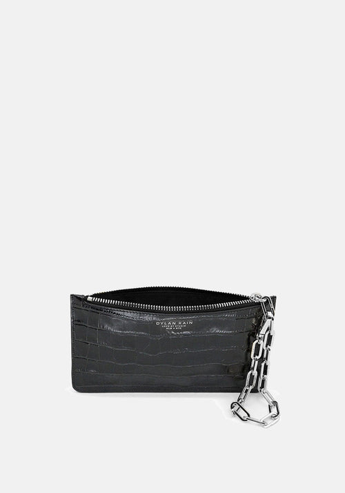 The Hayley Coin Purse Silver