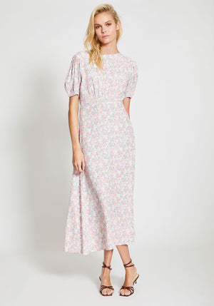 Beline Midi Dress Vionette Floral