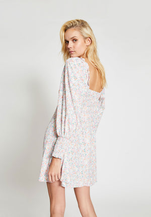 Ira Mini Dress Vionette Floral