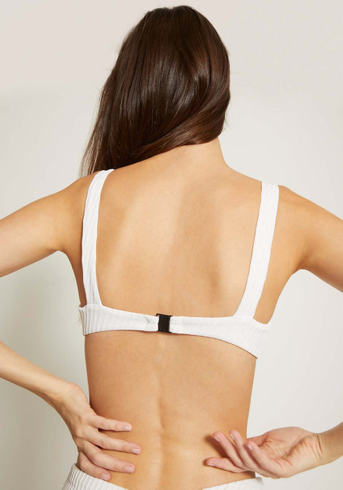 Casanova Underwire Top White