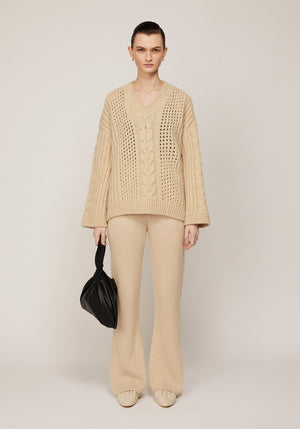 Arwan Sweater Creme