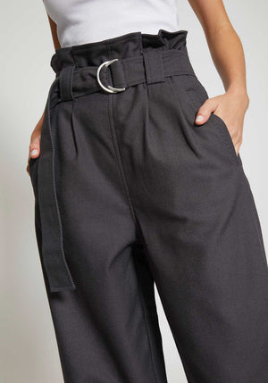 Chino Belted Pant Phantom