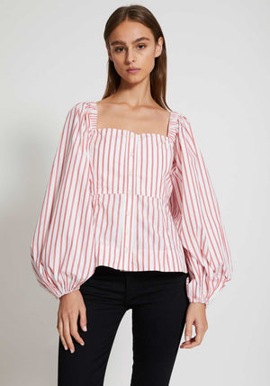 Stripe Cotton Top Lollipop