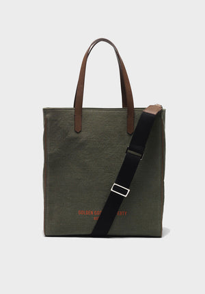 California North-South Bag Military Green