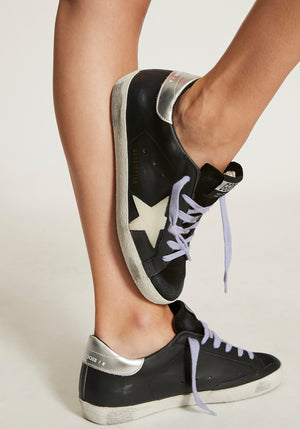 Superstar Sneakers Black