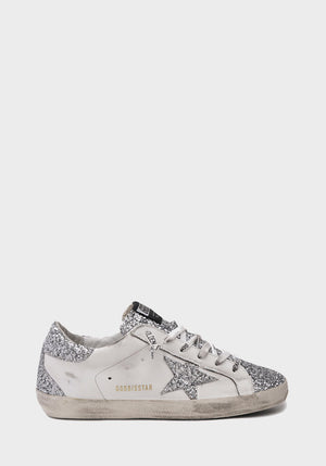 Superstar Sneaker White/Silver