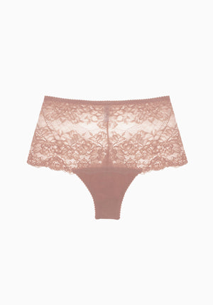 Hollie High Waist French Brief Tuscany
