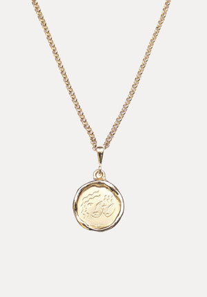 Line Saga x Holly Ryan Gemini Necklace Gold