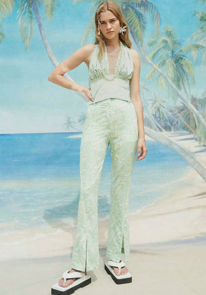 Paradise Party Pant Sisi Grass