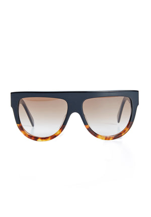 Flat Top Shadow Sunglasses