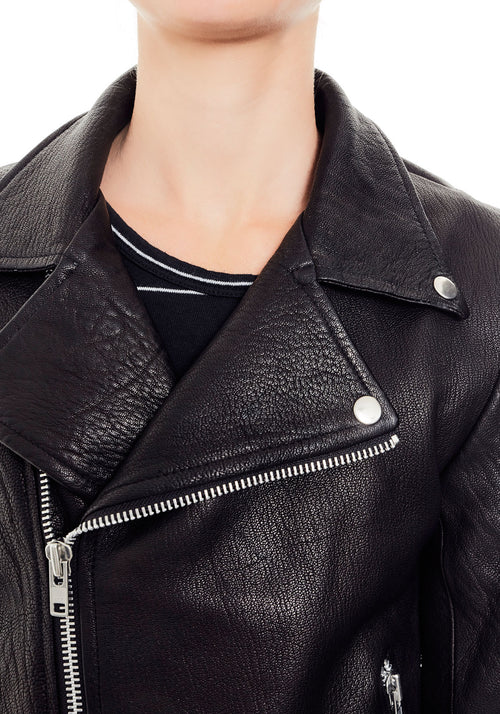 Sylvee Leather Jacket