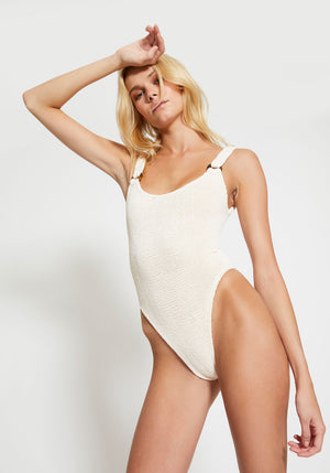Domino Swimsuit Nude