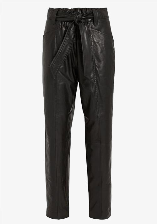 Davins Leather Pants