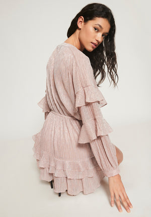 Tellus Dress Blush