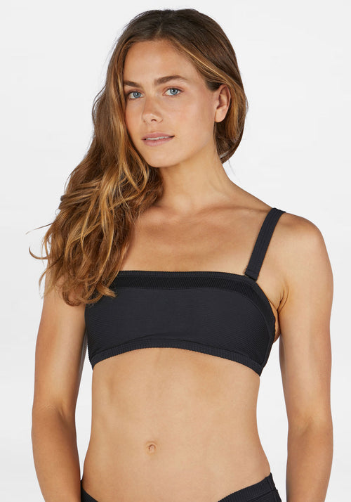 Frame Bandeau Top Black
