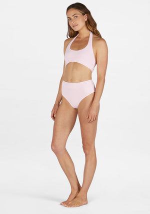 The Halter Top Pastel Pink