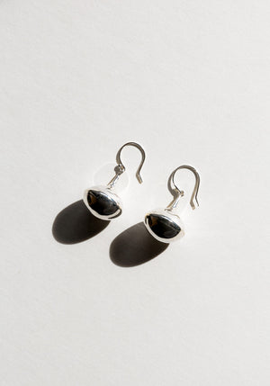 Autumn Earrings Silver