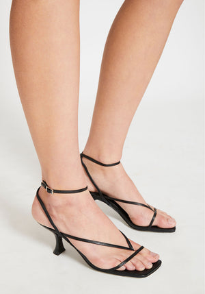 Australian Exclusive | Fluxx Heel Black