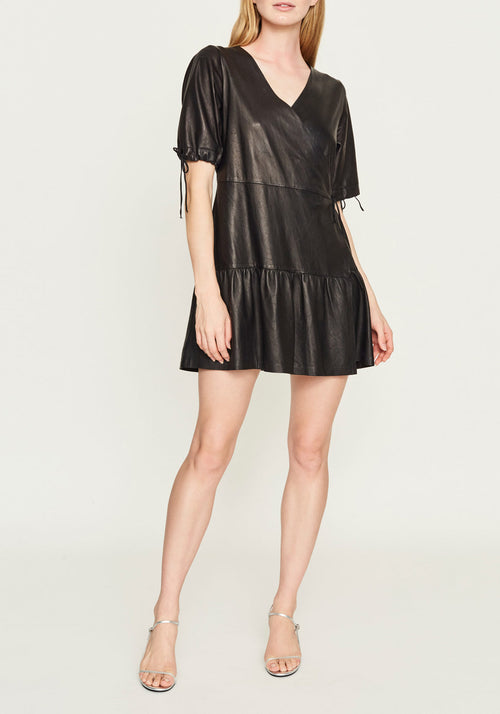 Jerome Wrap Mini Dress