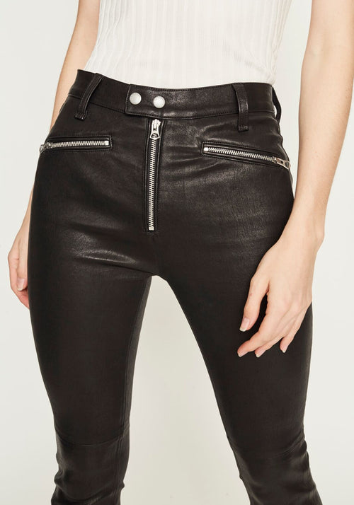 Braxton Leather Pant