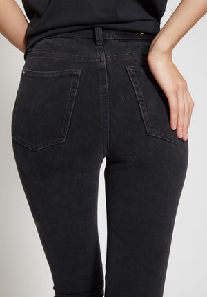 Hi N Wasted Jeans Noir