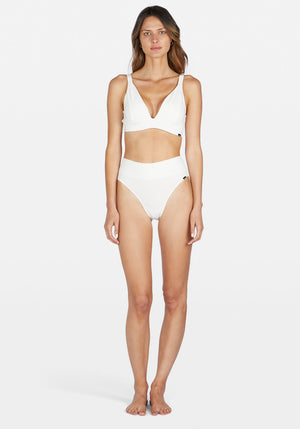 Taylor Hi Cut Skimpy Brief Ivory