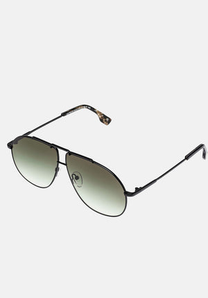 Le Pear Sunglasses Matte Black