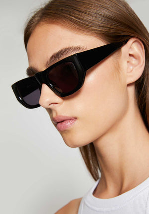 Le Trap Sunglasses Black