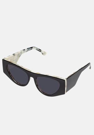 Plankton Sunglasses Black Ivory