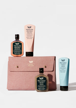 Travel Essentials Kit Wild Rosella