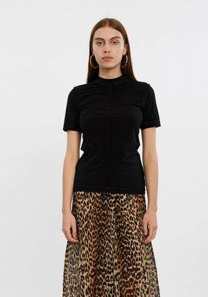 Light Stretch Jersey Tee
