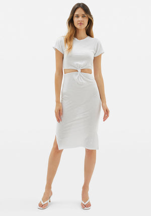 Rowan Dress White