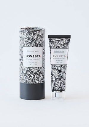 Charcoal & Mint Toothpaste