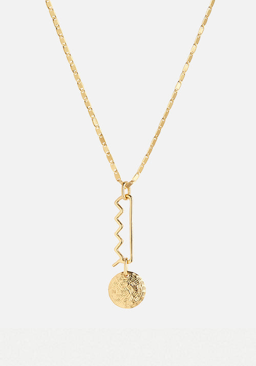 Australian Exclusive | Giotto Necklace Gold