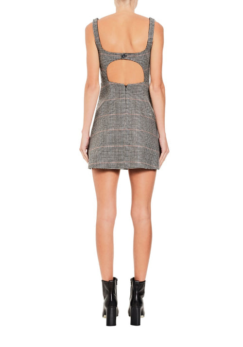 Matilda Wool Mini Dress