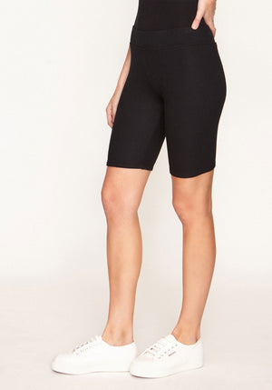 Micromodel Ribbed Bike Short