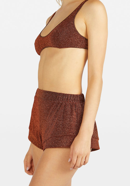 Lumiere Shorts Brown