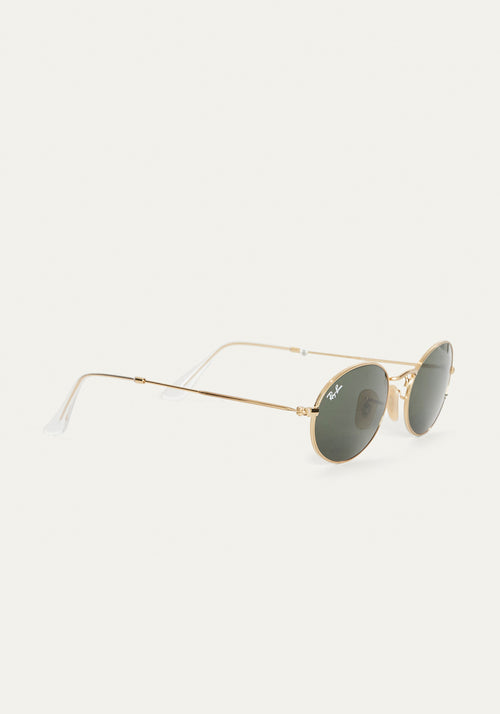 Oval Metal Original Sunglasses