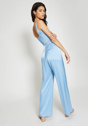 Marnie Trousers Iris Blue