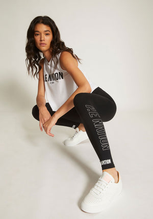 Centre Forward Legging Black