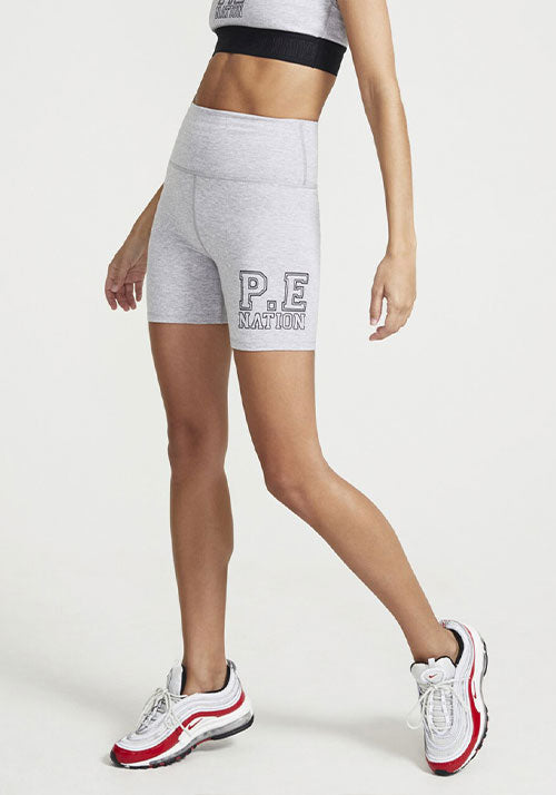 Master Point BIke Short Grey