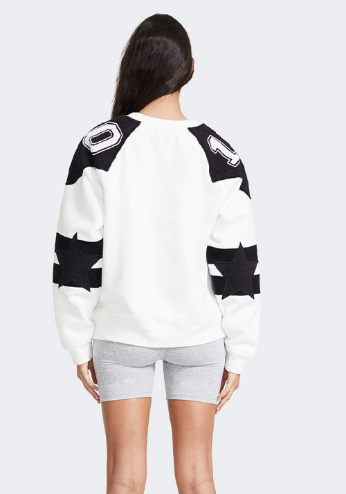 Warrior Sweat Off White