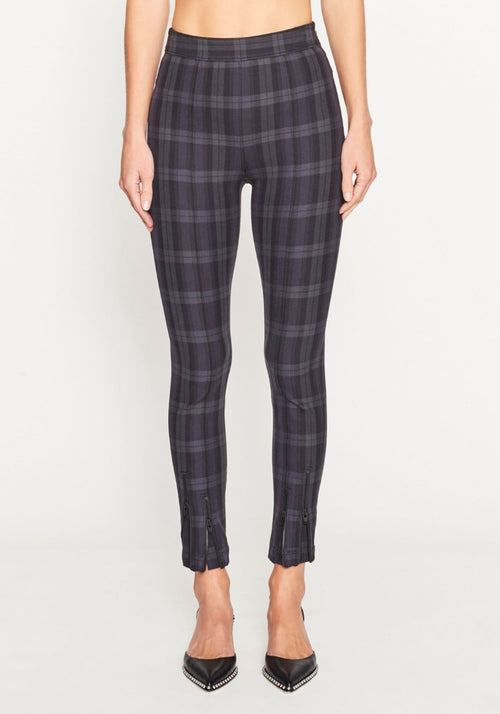 Plaid Legging
