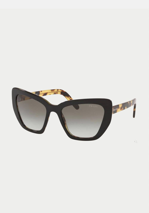 0PR 08VS Sunglasses Black/Tort