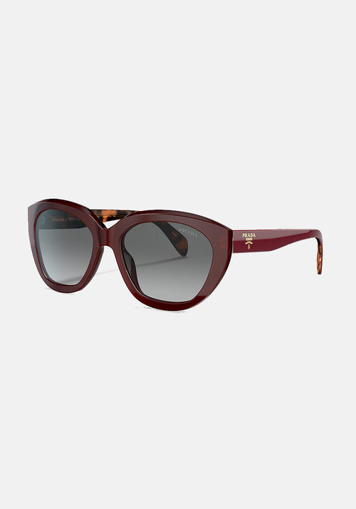 0PR 16XS Sunglasses Red