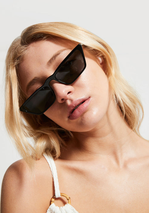 0PR 19US Ultravox Sunglasses Black