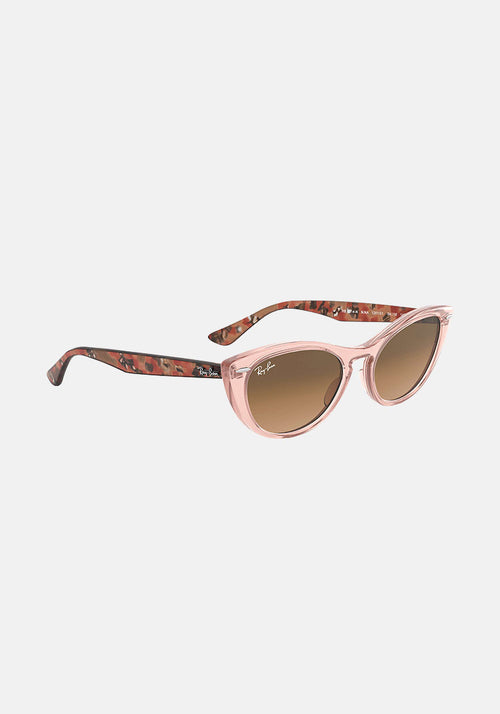 Nina Sunglasses Light Brown