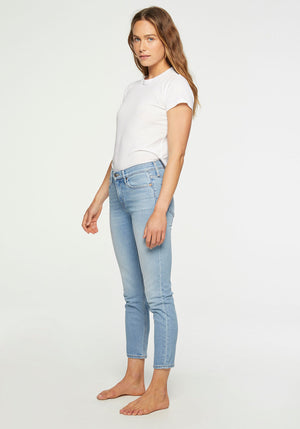 MID RISE ANKLE CROP